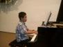 Klavierabend, Juni 2010